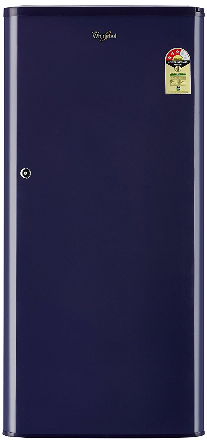 Whirlpool 190 L 3 Star Direct-Cool Single Door Refrigerator (WDE 205 CLS 3S