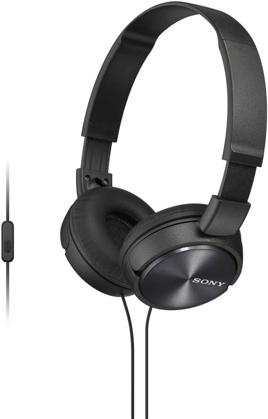 Sony MDR-ZX310APBCE Wired Headset with Mic